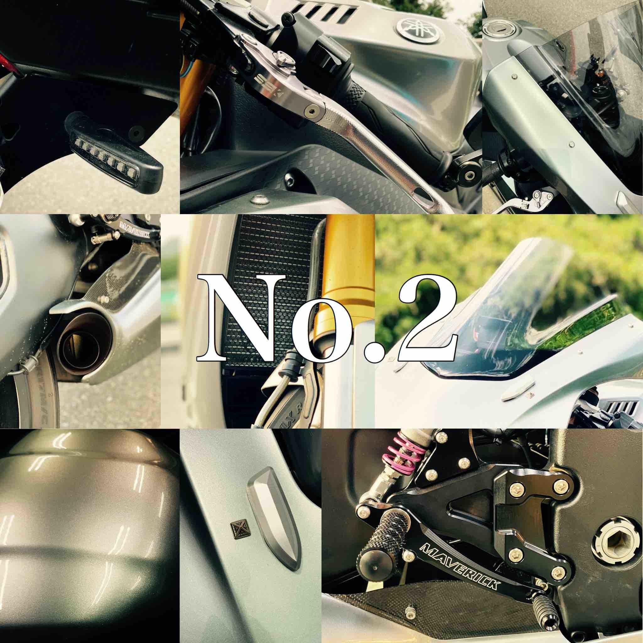 オートバイのカスタム